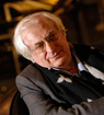 Photo : Bertrand Tavernier parle de