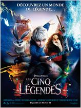 film  Les Cinq legendes  en streaming