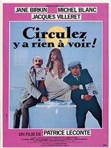 Circulez y'a rien � voir! 1983 poster