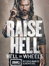 Hell On Wheels Saison 5 Streaming