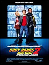 Cody Banks agent secret 2 destination Londres