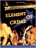 Télécharger Element of crime Dvdrip fr