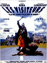 film Les Visiteurs en streaming