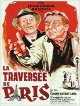 Regarder film La Traversée de Paris streaming