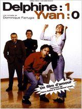 Delphine 1 - Yvan 0