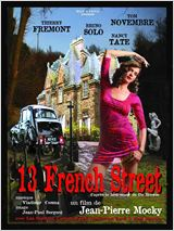 13 French Street affiche