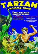 Tarzan 01 - Tarzan, l'homme-singe affiche