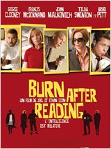 Burn After Reading affiche