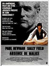 Télécharger Absence de Malice Dvdrip fr
