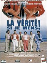affiche film La V�rit� si je mens