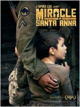 Miracle � Santa-Anna poster