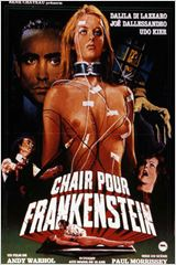 Télécharger Chair pour Frankenstein Dvdrip fr