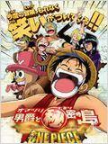 One Piece - Film 06 : Baron Omatsuri et l'île secrète affiche