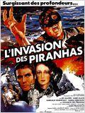L'Invasion des Piranhas affiche