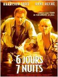 Regarder film Six jours sept nuits streaming