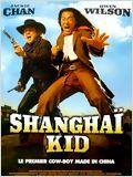 Shanghaï kid 1 cover