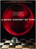 Une Brève histoire du temps affiche