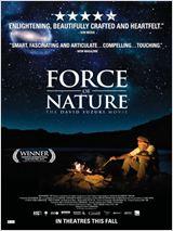 Force de la Nature: The David Suzuki Movie affiche