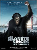 film La Planète des singes : les origines streaming