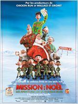 Mission : Noël Les aventures de la famille Noël