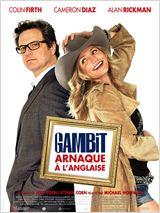 Regarder film Gambit, arnaque à l'anglaise