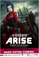Ghost in the Shell : Arise - Border : 2 Ghost Whispers en streaming