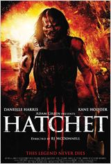 film Hatchet III en streaming