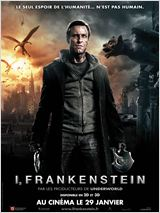 film I, Frankenstein streaming