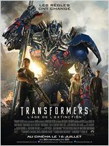 Transformers : l'�ge de l'extinction en streaming
