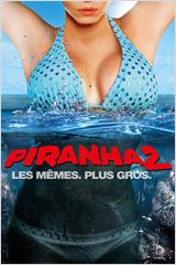 film streaming Piranha 3D 2