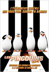 Les Pingouins de Madagascar en streaming