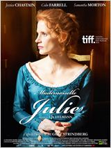 Mademoiselle Julie en streaming