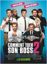 Comment tuer son boss 2 2014 poster