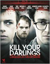 Kill Your Darlings - Obsession meurtrière affiche