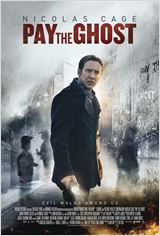 Pay The Ghost affiche
