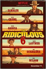 The Ridiculous 6 affiche