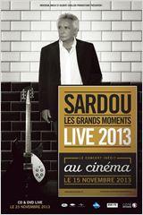 Michel Sardou - live 2013 (Côté Diffusion)