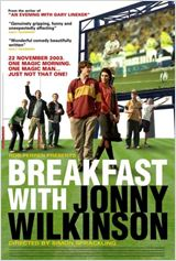Breakfast with Jonny Wilkinson (VO)