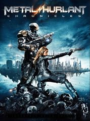 Affiche de la série Metal Hurlant Chronicles