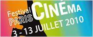 Paris cinéma : le palmarès !