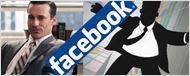 """Jon Hamm et le créateur de Facebook investissent """"Les Simpson"""""""