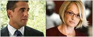 """Ellen Barkin et Bobby Cannavale dans """"Modern Family"""""""