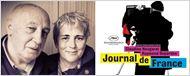 """""""Journal de France"""" : rencontre avec Raymond Depardon et Claudine Nougaret"""