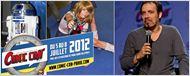 Comic Con' Paris 2012 : notre album photos avec Alexandre Astier, R2D2... et des drôles de gens costumés
