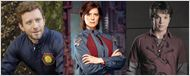 Torri Higginson (&quot;Stargate Atlantis&quot;), T.J Thyne et Eric Millegan (&quot;Bones&quot;) pr&#233;sents au SciFi Show