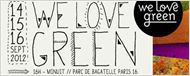 Une B.O. en live par Herman Dune au festival We love green !