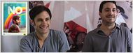 &quot;No&quot; : Gael Garcia Bernal et Pablo Larrain au micro ! [VIDEO]