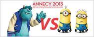 Festival du film d'animation d'Annecy : Les Monstres VS Les Minions