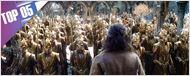 Notre Top 5 des Armées dans le dernier opus du Hobbit... [VIDEO]
