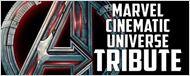 Marvel / Avengers : le mashup des 12 premiers films